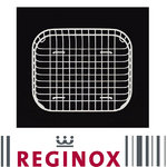 View Item Reginox Accessory Steel White Wire Basket RPB1
